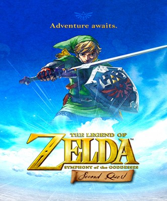 Zelda 2 spiwebb